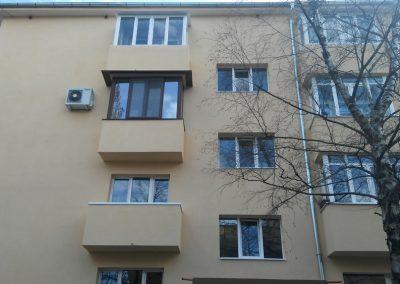 Обект Саниране по ЕЕ ул. Люлякова градина 9