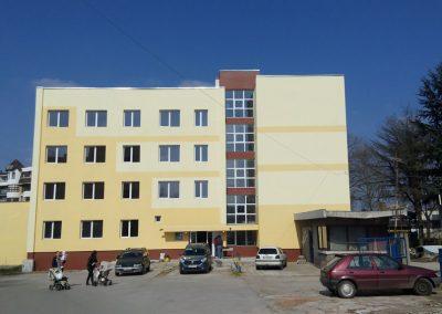 Преустройство на аднимистративна сграда в жилищна, гр. Харманли