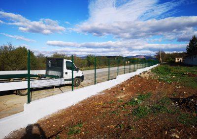 Изграждане ограда на Стопански двор – с. Найденово, обл. Стара Загора